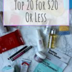 Sephora Gift Guide: Top 20 For $20 Or Less