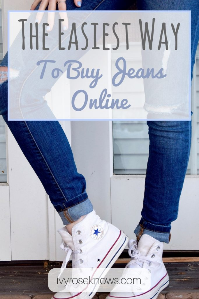 The Easiest Way To Buy Jeans Online