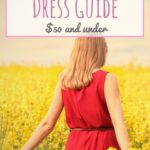 Affordable Fall Dress Guide