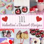 101 Valentine's Dessert Recipes