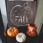Fall Decor $10 and Under