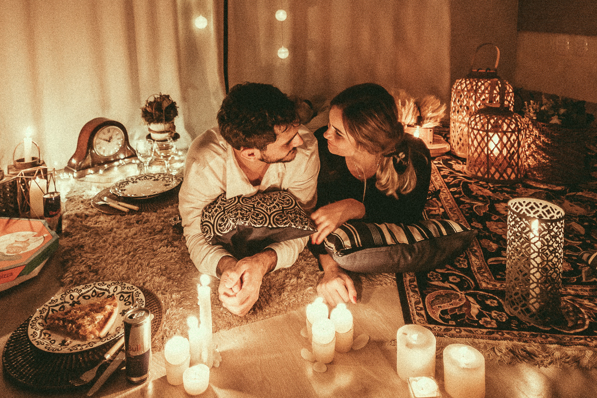 The Best At Home Date Night Ideas - Ivy Rose Knows